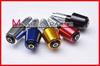 Suzuki Pro Billet Bar End Sliders Bandit 650 1250 s GSX650F GSX1400 B King 2011