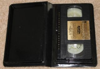 """Pluto"" VHS Tape ""Cartoon Classics Limited Gold Edition"" Walt Disney Tested"