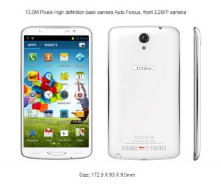 Inew I6000 6 5 inch Quad Core 3G Android Smart Phone IPS 1 5GHz 2G RAM 32GB ROM