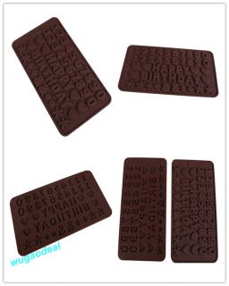 Hot Chocolate Cake Cookie Muffin Candy Jelly Baking Silicone Bakeware Mould Mold