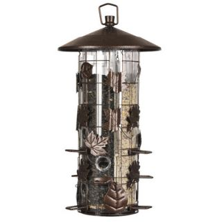 Perky Pet Squirrel Be Gone III Bird Feeder