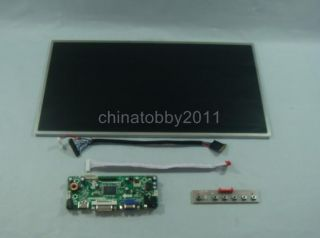 HDMI VGA DVI Audio LCD Controller Board 17 3 LP173WF1 1920 1080 LCD Panel