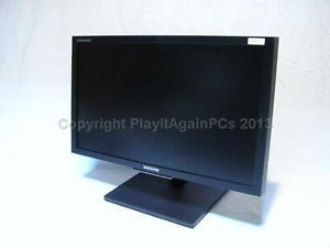 "24"" Samsung NC240 LCD Flat Panel Screen Monitor 729507809700"
