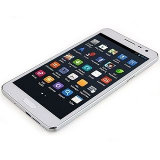 "5 3"" 3G GSM Unlocked Android Smartphone Cell Phone GPS WiFi at T Straight Talk"