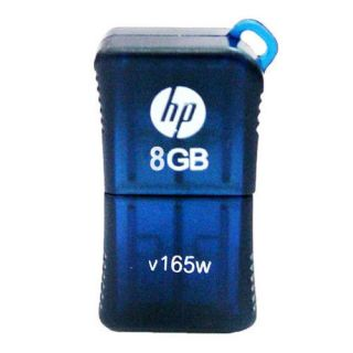 HP V165W 8g 8GB USB Flash Drive Memory Disk Mini Strap