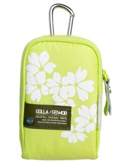 Golla Digi Bag Hollis Lime Green G1249 for Digital Camera Mobile Smartph