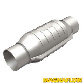 "Magnaflow 99209HM Universal High Flow Catalytic Converter Round 3"" in Out"