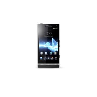 Sony Xperia s Sim Free Unlocked Black Android Mobile Phone
