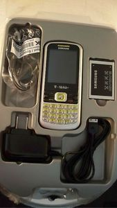 T Mobile Samsung SGH T349 GSM Cell Phone 3G New Sim Card