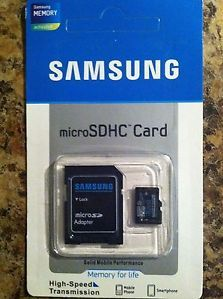 Samsung Micro SDCH Class 10 High Speed Memory Card 64GB Adapter SD Card TF