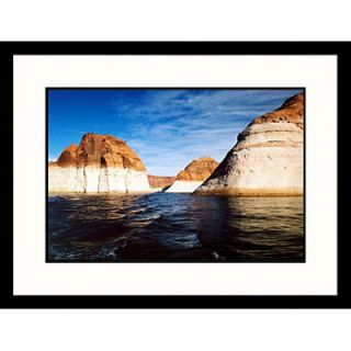 Great American Picture Forbidden Canyon, Rainbow Bridge Monument, Utah Framed Photograph   James Denk