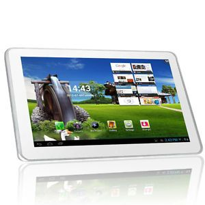 "10 1"" Sanei N10 Quad Core 3G Android 4 1 Bluetooth GPS Tablet Phone WiFi Phablet"