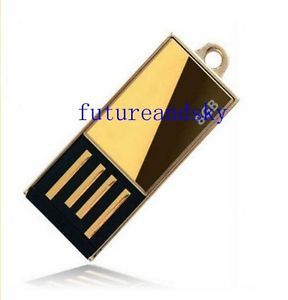 UK Wholesale Gold Mini Genuine 32GB USB 2 0 Memory Stick Flash Pen Drive A204