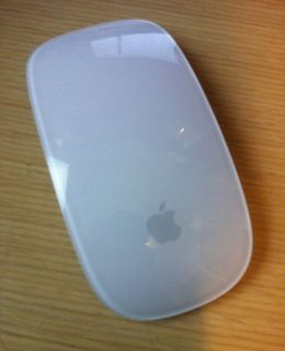 Apple Magic Mouse MB829LL A Bluetooth A1296 Wireless for Parts Repair Broken 400020972392