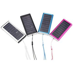 Portable Solar Mobile Charger for Mobile Phone Digital Camera Pad  MP4