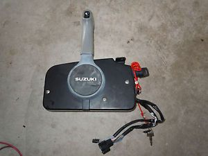 Suzuki Side Mount Control Box Kit 67200 93J04