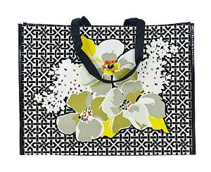 Vera Bradley Dogwood Multicolored Market Tote Bag New