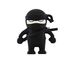 16 GB Cool Cartoon Japan Ninja USB Flash Drive Funny Memory Stick Pen Thumb
