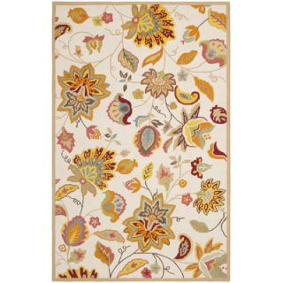Safavieh Four Seasons Ivory / Yellow Rug