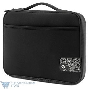 "HP Mini 311 Netbook Laptop 11 6"" Black Sleeve Case Cover Hand Bag New"