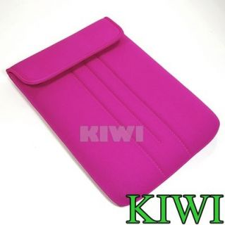 Pink Laptop Sleeve Bag for MacBook Dell HP Acer 15 15 6
