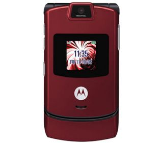 Details about Motorola   V3 RAZR Red   Unlocked GSM   New Flip Phone