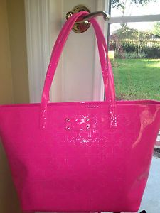 Kate Spade Bag NWT Harmony Tote Pink Sapphire Great as Diaper Travel Laptop Bag