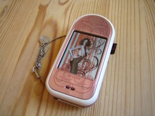 Nokia 7373 Powder Pink Unlocked Mobile Phone 60 Day Warranty