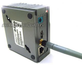 D Link DP 311U Wireless USB Print Server 2 4GHz 802 11b