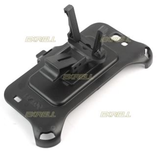 Black Car Dash Air Vent Clip Mount Holder Stand for Samsung Galaxy Note 2 N7100