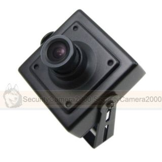Mini 650TVL Super WDR Sony CCD Camera 2 8mm Lens OSD Low Illumination