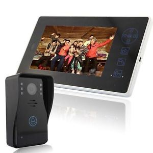 Wireless Security Camera Monitor