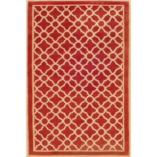 Duracord Sawgrass Mills Watermark Red Rug
