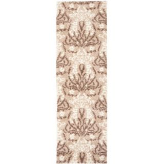 Safavieh Florida Shag Light Beige Rug
