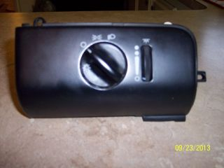 1996 Caravan Headlight Switch Dome Light Dimmer Switch DS 1153