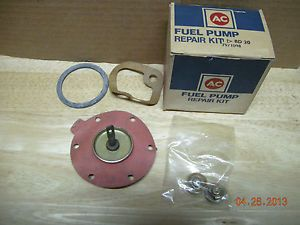 Ford Corsair Zephyr Zodiac V4 Fuel Pump Repair Kit AC Delco BD 20 New