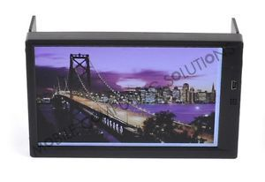 "Double DIN Mini Touch 700 7"" VGA Touch Screen Monitor Car PC Carputer"