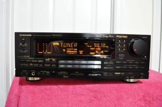 Pioneer VSX 9700s Audio Video Stereo Receiver Tuner FM Am Work Well Very Nice