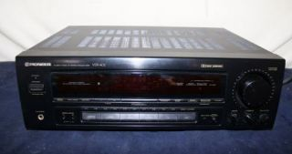 Nice Pioneer VSX 402 Audio Video Stereo Receiver w Remote Manual