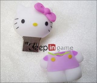 8GB Hello Kitty USB 2 0 Flash Memory Stick Drive Pen 8g