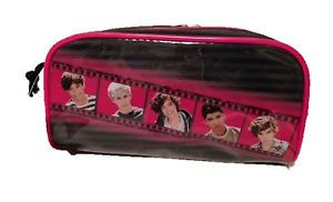 One Direction School Supplies Gadget Travel Makeup Pencil Case Girls