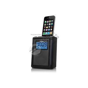 iHome iPhone Dock Hidden Spy Camera Security Surveillance Video Recorder DVR