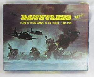 Dauntless Plane War Game Strategy WWII World War II Aviation Battleline Airplane