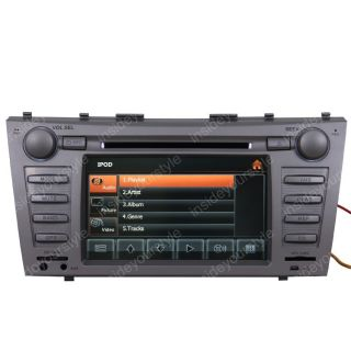 07 11 Toyota Camry Car GPS Navigation Radio TV Bluetooth USB  iPod DVD Player