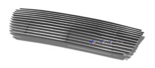 Billet Grille Insert 05 06 07 Ford Escape Front Grill Combo Aluminum Overlay 2P