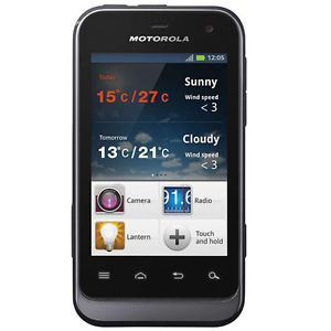 Motorola Defy Mini XT320 Rugged Android GSM Unlocked Phone w Gorilla Glass