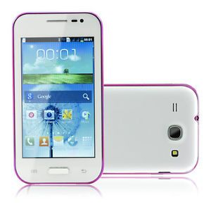 "4"" Capacitive Multi Touch Android 4 0 4 Dual Sim WiFi Smart Phone at T T Mobile"