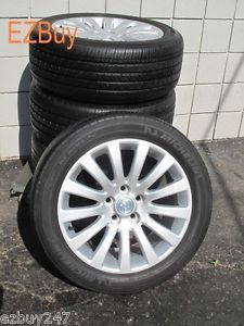 "18"" Buick Regal 2011 2013 Factory Wheels with Michelin Tires Compleate Set 4100"