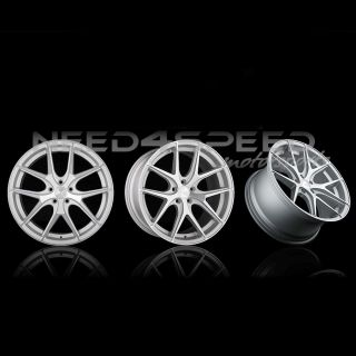 "19"" Avant Garde M580 White Wheels Rims Fits BMW E39 M5"