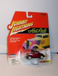 Johnny Lightning Hot Rods